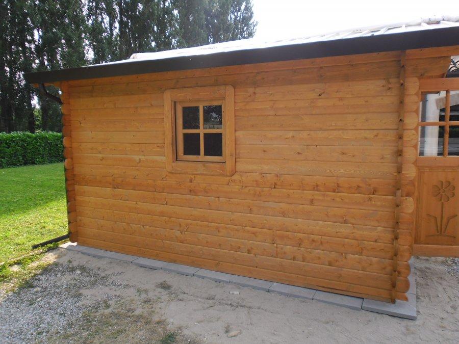 CASETTE DA GIARDINO  P.A.B. strutture in legno